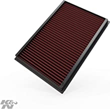 K&N engine air filter, washable and reusable: 1992-2011 Ford/Lincoln/Mercury V8 (Crown Victoria, Town Car, Grand Marquis) 33-2272