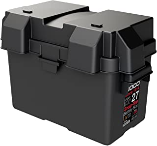 NOCO HM327BKS Group 27 Snap-Top Battery Box