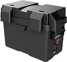 NOCO HM327BKS Group 27 Snap-Top Battery Box