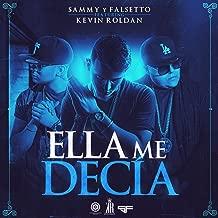 Ella Me Decía (feat. Kevin Roldan)