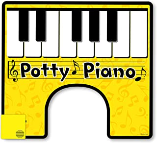 BigMouth Inc. Potty Piano –Song Book and Batteries Included –Hilarious Bathroom Entertainment, Makes a Great Gag Gift for All Ages