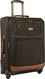 Best small brown leather suitcase Reviews