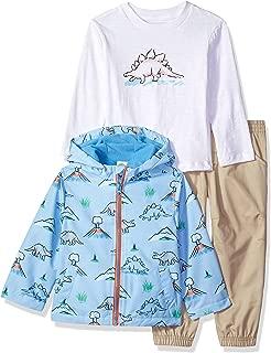 Little Me Boys' Toddler Jacket Set