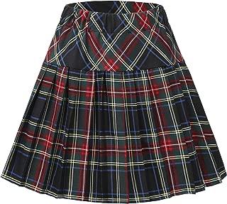 Best tartan plus size skirt Reviews