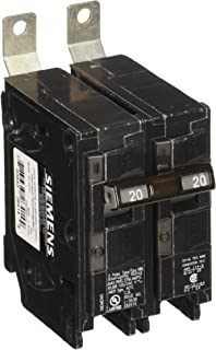 Siemens B220HH 20-Amp Double Pole 120/240-Volt 65KAIC Bolt in Breaker