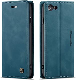 iPhone 6 Case, iPhone 6 Flip Case Wallet Kickstand Cards Holder Covers for iPhone 6 Ocean