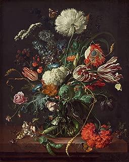 Odsan Gallery Vase Of Flowers - Jan Davidsz. de Heem - Canvas Prints 8