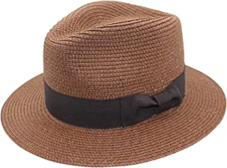 b39527445 Amazon.co.uk: Brown - Fedoras & Trilby Hats / Hats & Caps: Clothing