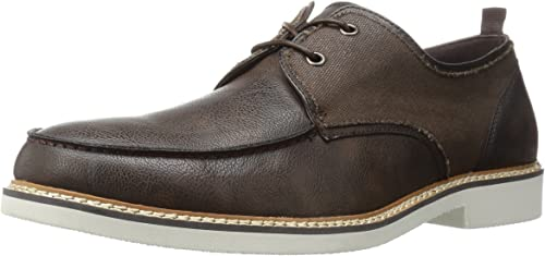 Kenneth Cole Unlisted Hommes's Fun Mode Slip-On Loafer, Dark marron, 8 M US