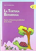 La tortuga Botarruga: Buscar el bienestar y la felicidad de los demás: 4 (Ciudad de las ciencias)