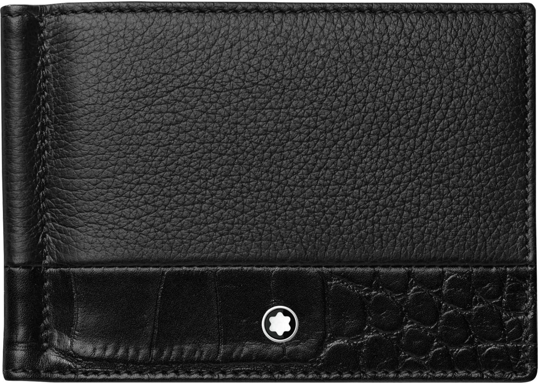 Montblanc My Nightflight Detachable Bag 11,5 x 8 cm Black