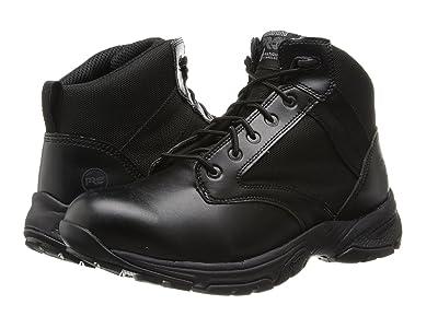 Timberland PRO Valor Tactical 5 Soft Toe (Black) Men