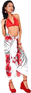 1 World Sarongs Women's Hawaiian Sarong