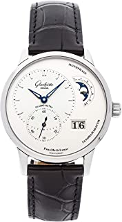 Glashutte Original PanoMatic Mechanical (Automatic) Silver Dial Mens Watch 1-90-02-42-32-05 (Certified Pre-Owned)
