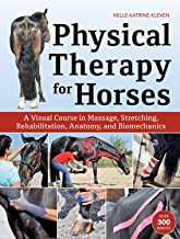 Physical Therapy for Horses: A Visual Course in Massage, Stretching, Rehabilitation, Anatomy, and Biomechanics PDF