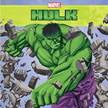 Hulk: Two-Books-In-One With Over 50 Stickers (Marvel Storybook (eBook))