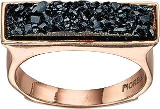 Fiorelli 时尚黑色杜蕾戒指