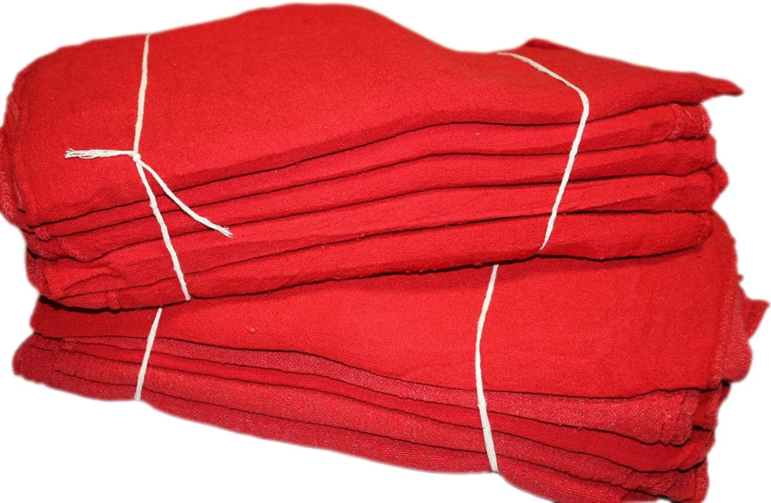 Pro's Choice Red Auto Mechanic Rags Towels 200 At the price of Denver Mall surprise Shop Pack
