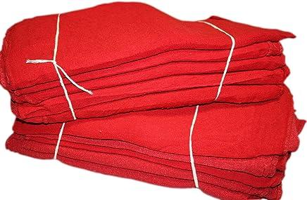 180 new white hotel wash cloths 100/% cotton 12x12 washcloths ameritex brand