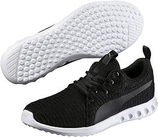 PUMA Men's Carson 2, Black-Quiet Shade, Sneakers