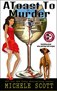 A Toast to Murder (A Wine Lover's Mystery Book 6)