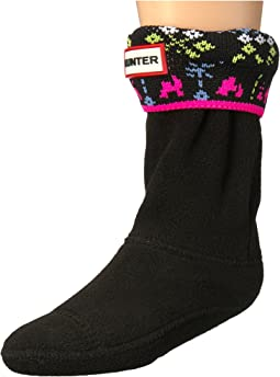 Hunter Kids - Boot Sock Arcade Nylon (Toddler/Little Kid/Big Kid)