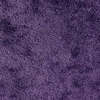 Shannon Fabrics Shannon Minky Cuddle Fleece Violet Fabric By The Yard