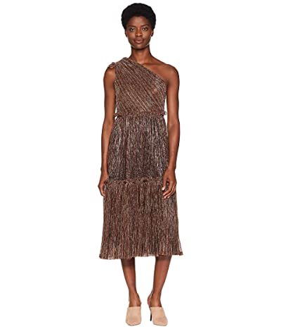 ZAC Zac Posen Chrissy Dress (Mauve/Copper) Women