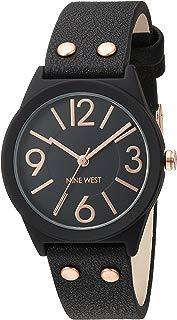 Nine West NW1932BKRG Reloj de Diseñador para Mujer
