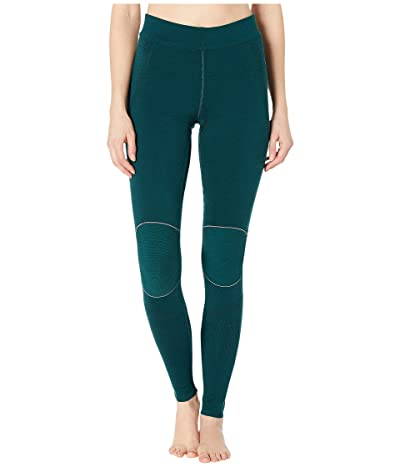 Smartwool Intraknit Merino 250 Thermal Bottoms (Peacock) Women