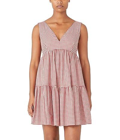 Kate Spade New York Mini Gingham Vineyard Dress