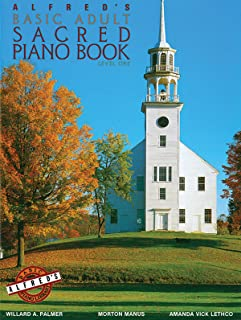 Alfred'S Basic Adult Piano Course Sacred Book 1