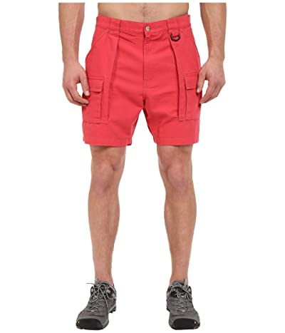 Columbia Big Tall Brewha IItm Short (Sunset Red) Men