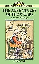 The Adventures of Pinocchio (Dover Children's Thrift Classics)