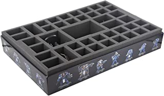 Feldherr ATFB075BO 75 mm (2.95 inches) Foam Tray Compatible with The The Horus Heresy - Betrayal at Calth Board Game Box