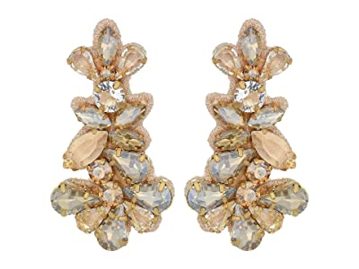 J.Crew Gavotte Earrings (Dusty Ivory) Earring