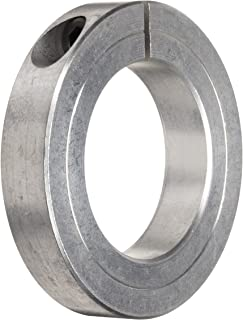 "Steel Shaft Collar Clamp 1.1//8/"" bore x 1.3//4/""  OD x 3//4/"" wide"