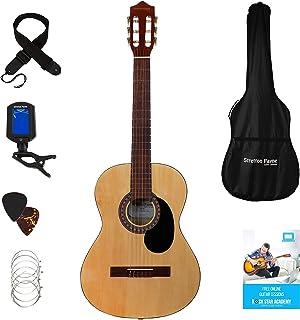 Guitarra clásica Stretton Payne de tamaño completo 4/4 (99