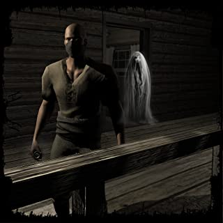 Bandit Trapped at Haunted House