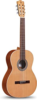 Alhambra 6 String Classical Guitar, Right, Solid Red Cedar, (1OP-US)