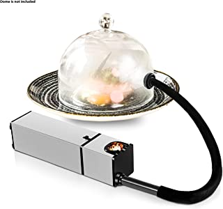 Chefhut Portable Smoke Infuser Mini Food Smoker for Meat, Cocktail, Drinks, BBQ Handheld Indoor...
