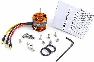 2812 Brushless Motor Kit with 3.5mm Bullet Plugs 1534Kv 2-3s Li-Po