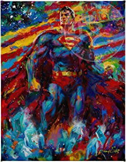 Blend Cota Superman Last Son of Krypton 11″ x 14″ Gallery Wrapped Canvas