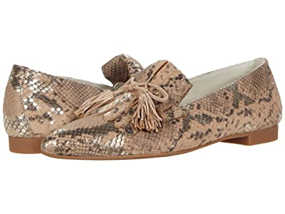 Paul Green Chad Loafer (Platin Sisal Snake) Women