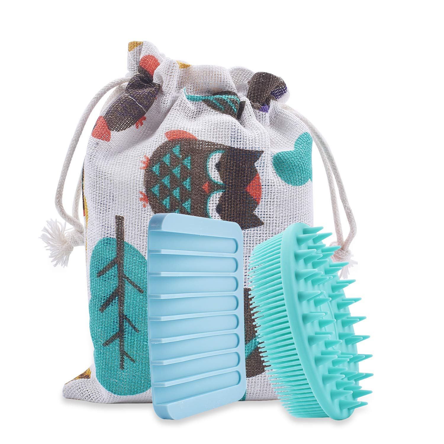 Exfoliating Soft Silicone Body Brush Ba Scrubber in Fort Worth Mall Max 77% OFF 2 1