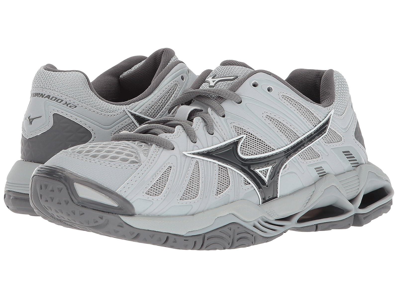 Mizuno Wave Tornado X2Atmospheric grades have affordable shoes