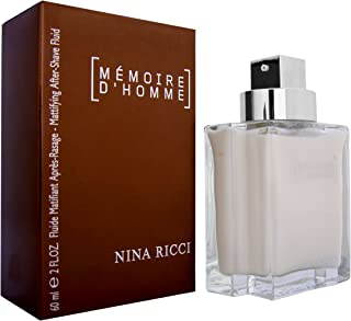 Memoire d'Homme by Nina Ricci Aftershave Matifying Lotion 60ml by Nina Ricci