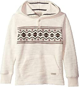 Lucky Brand Kids - Long Sleeve Pullover Hoodie (Big Kids)