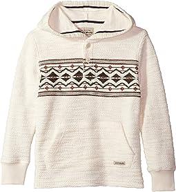Lucky Brand Kids - Long Sleeve Pullover Hoodie (Big Kids)