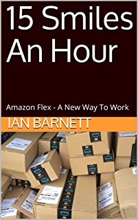 15 Smiles An Hour: Amazon Flex - A New Way To Work